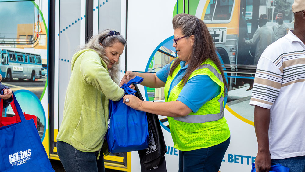 Golden Empire Transit Food Distribution to Be Held Tomorrow