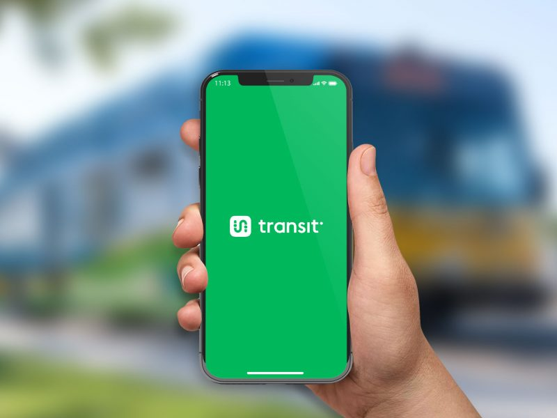 Golden Empire Transit names Transit as its Official App
