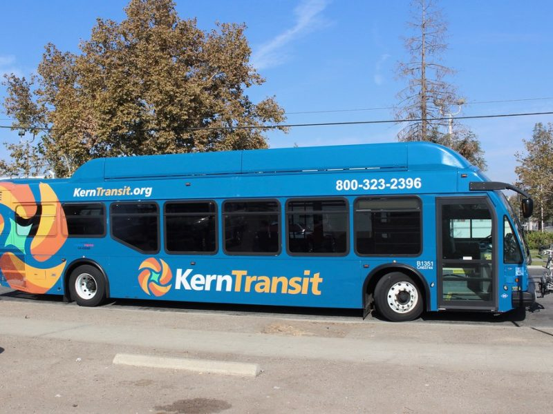 Kern Transit Passes available at GET Downtown Transit Center